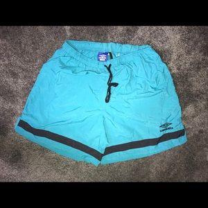 Men's Vintage UMBRO Shorts. Size large